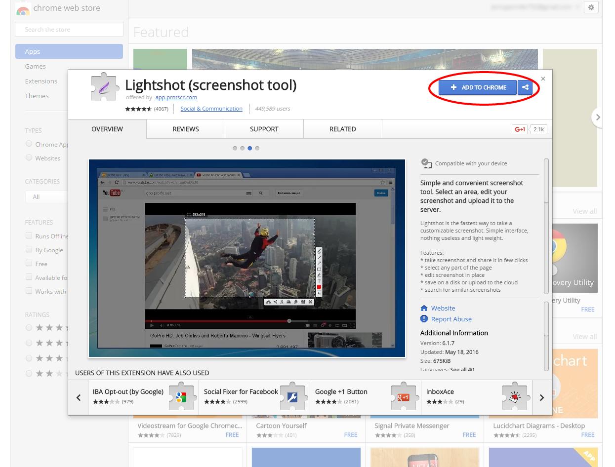 Worldwide Best Screenshot Extensions for Chrome