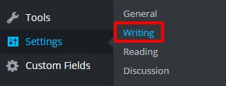 Deleting Uncategorized Category in WordPress 3