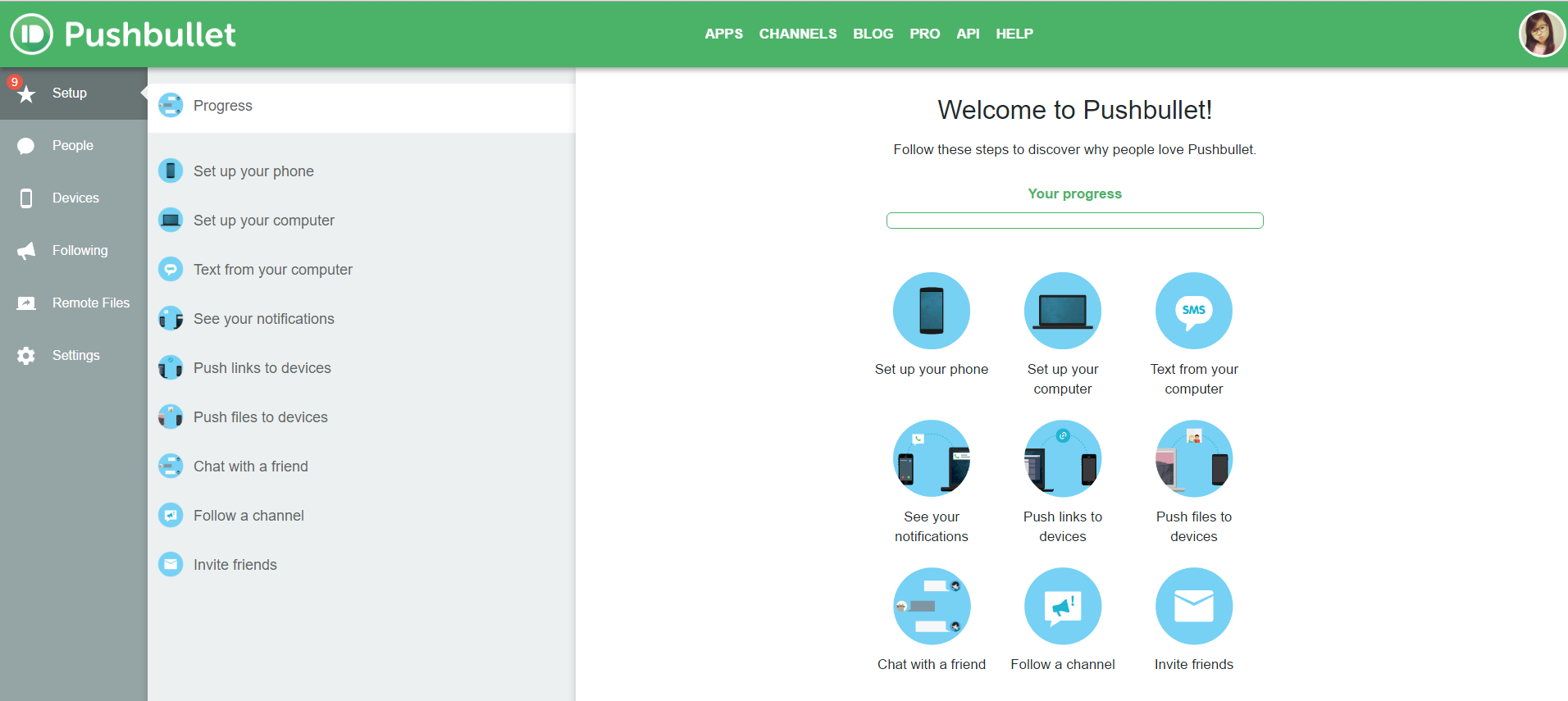 How to Use Pushbullet