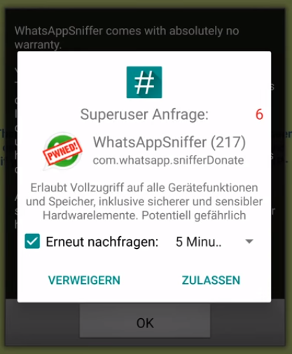 WhatsApp Sniffer APK 2019 (Updated) Download For Android