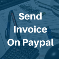 How can you pay your invoice via PayPal?