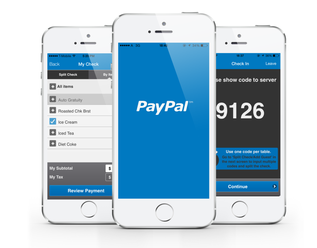 Paypal App For Android Tablet