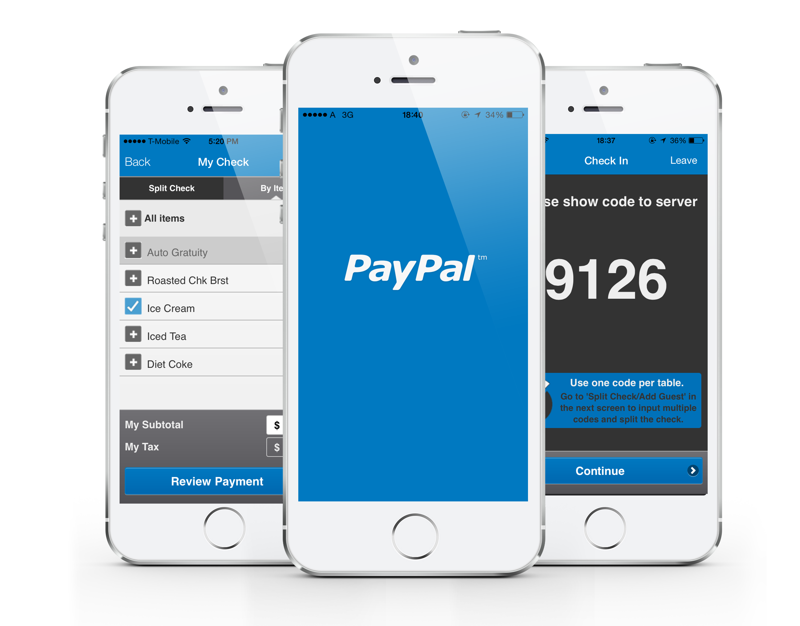 PayPal App For Android Keep Connect your Bank