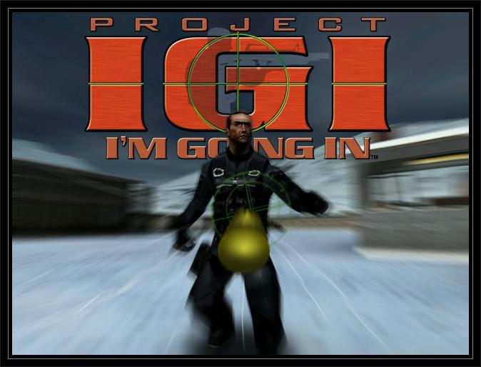 Project IGI 1 Game Download