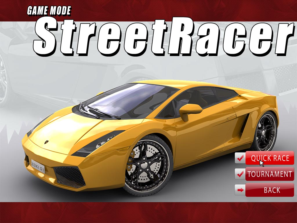 Street Racer Game for PC Free Download (Reviews)