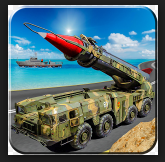 Missile Attack Army Truck Game for Android Download File