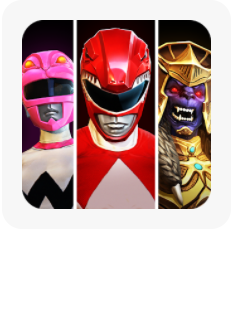 Power Rangers Legacy Wars Game For Android