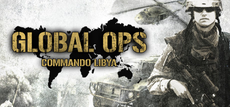 Global Ops Commando Libya Game For PC