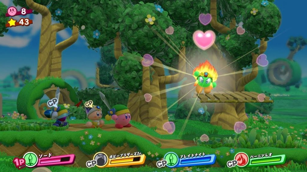 Kirby star for pc