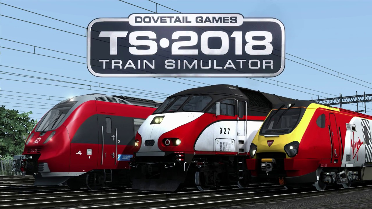 Train Simulator 2018 Game For Android (Updated)