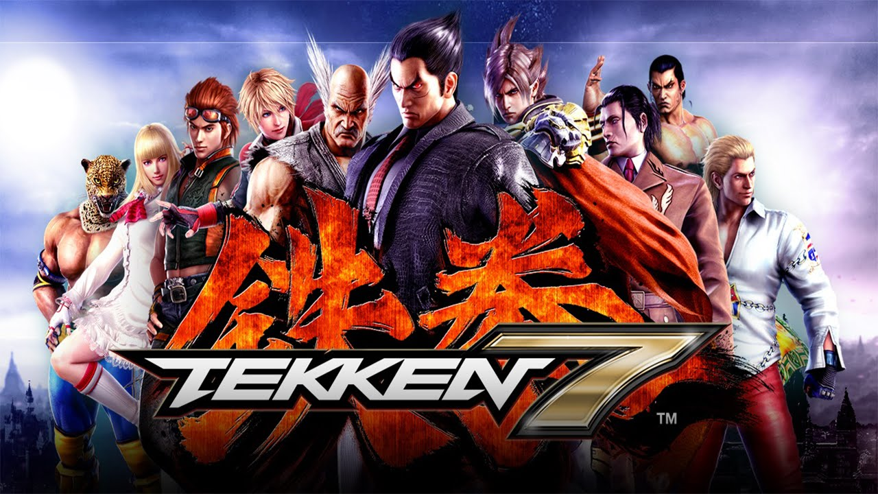 TEKKEN 7 GAME FOR PC FREE DOWNLOAD