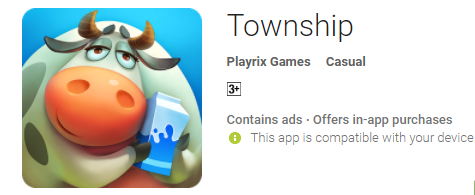 Township Game For Android (Updated Version)