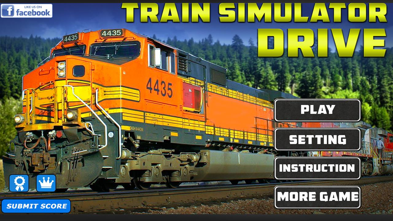 Train Driving Free train Games for Android