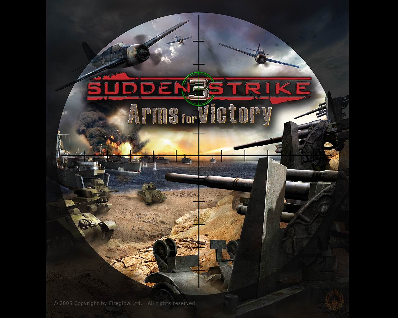 Sudden Strike Normandy PC Game (Reviews) Download
