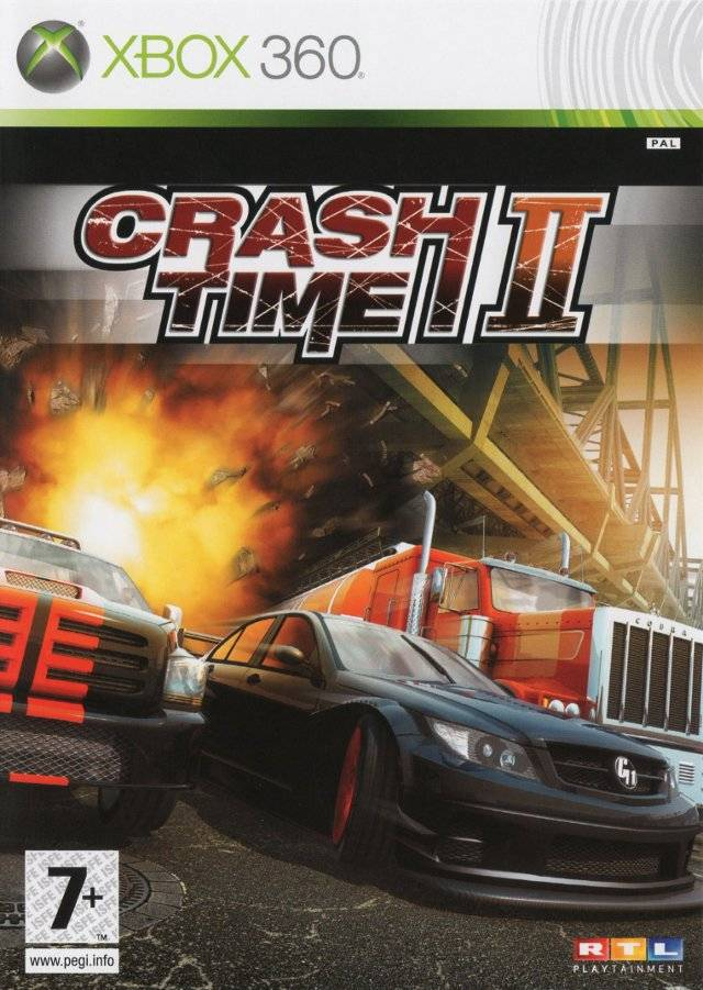 Crash Time 2 Game For PC Free Download