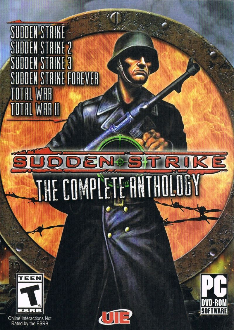 Sudden Strike 2 PC Game (Reviews) Download