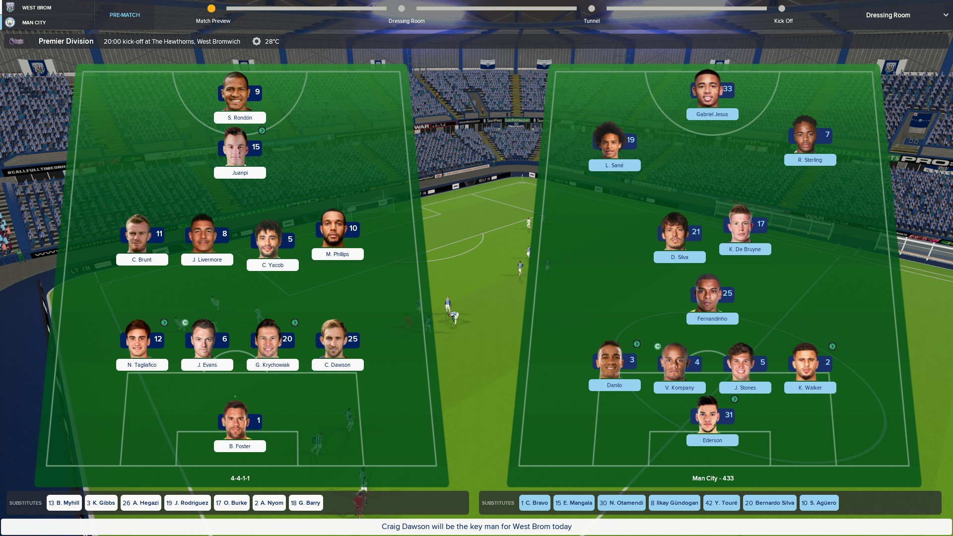 Football Manager 2018 Game