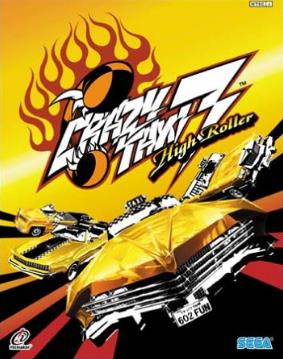 Crazy Taxi 3 Game for PC free Download
