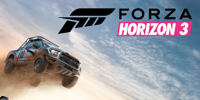 Forza Horizon 3 Game Download for PC (Reviews)