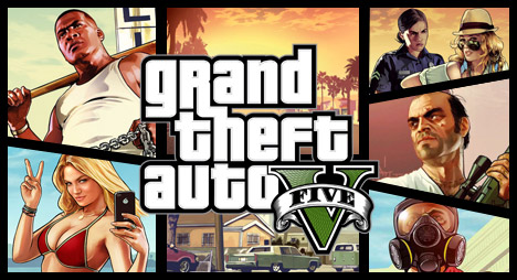 Grand Theft Auto V Game for PC Free Download