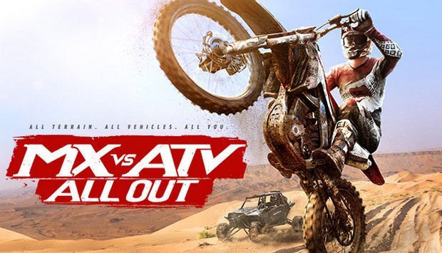 MX vs ATV All Out Game for PC Free Download