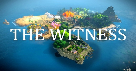 The Witness Game For PC Free Download