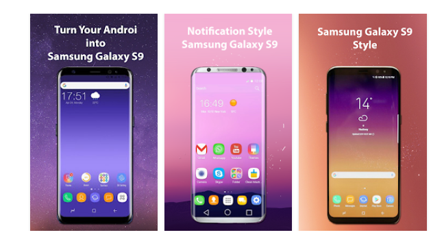S9 Launcher Theme Note 8 App For Android (Every Mobile