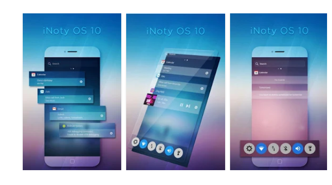 iNoty OS 11 App for Android (Updated Version) | Techstribe