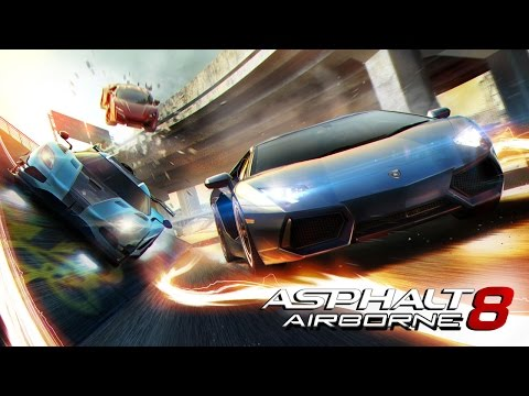 Asphalt 8 Airborne Game