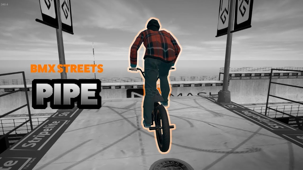 BMX STREETS PIPE GAME DOWNLOAD