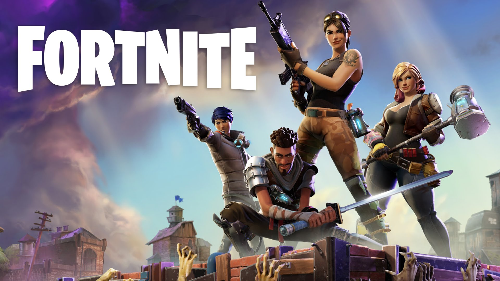 Fortnite Game for PC Free Download