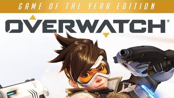 Overwatch Game for PC