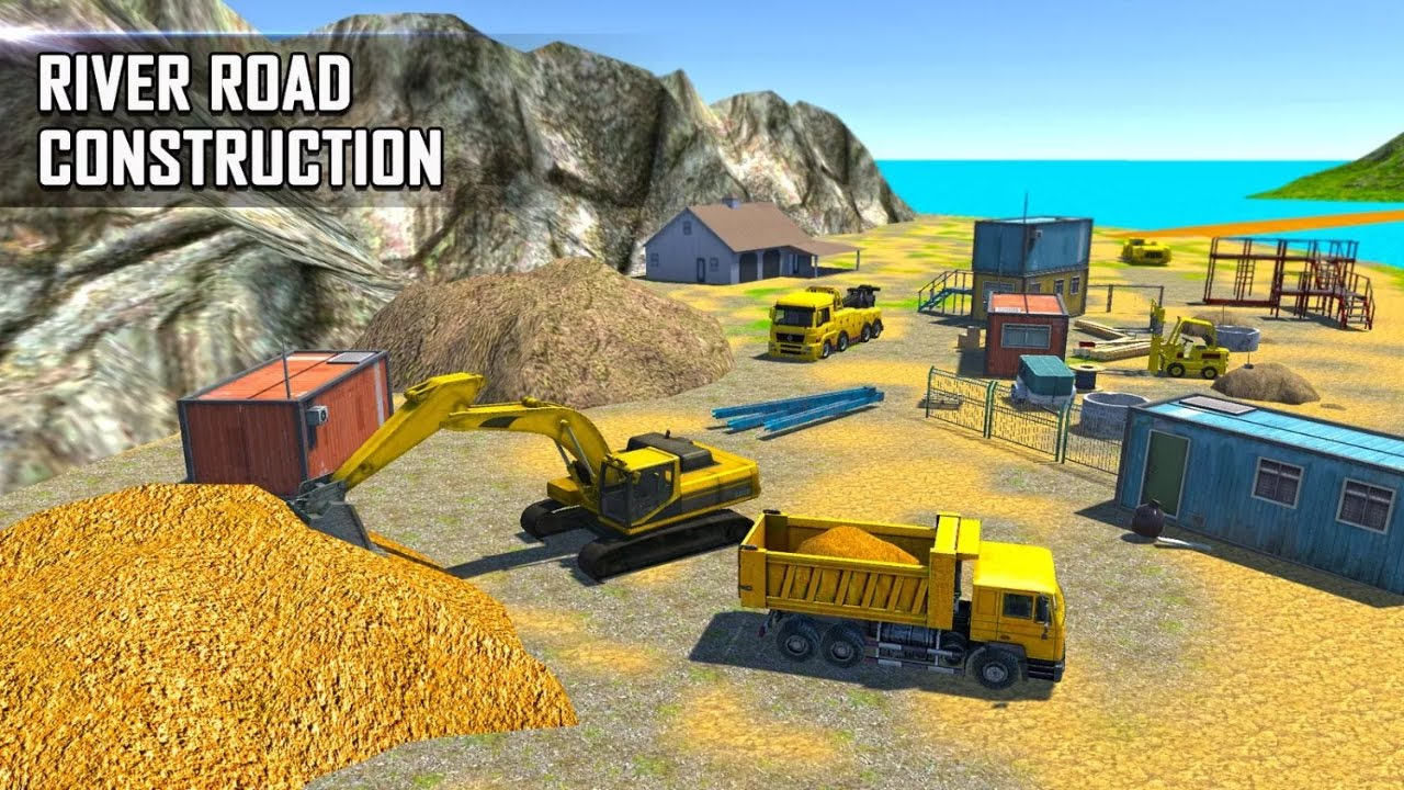 Road Roller Simulator Game for Android (Reviews