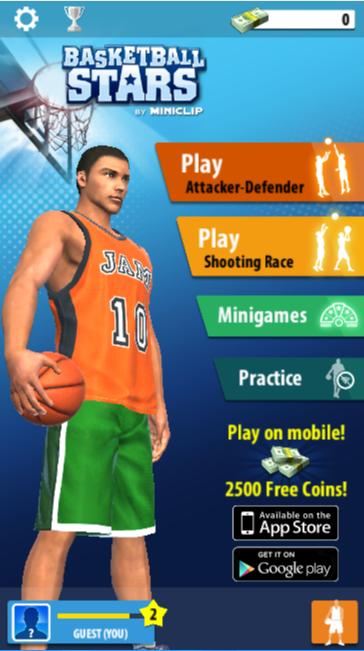 Basketball Star Game