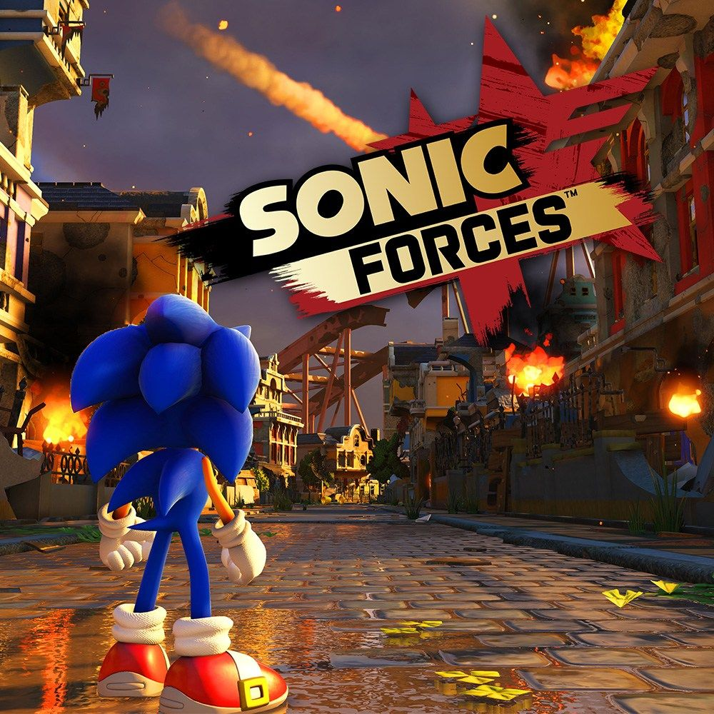 Sonic Forces Game Download PC (Reviews)