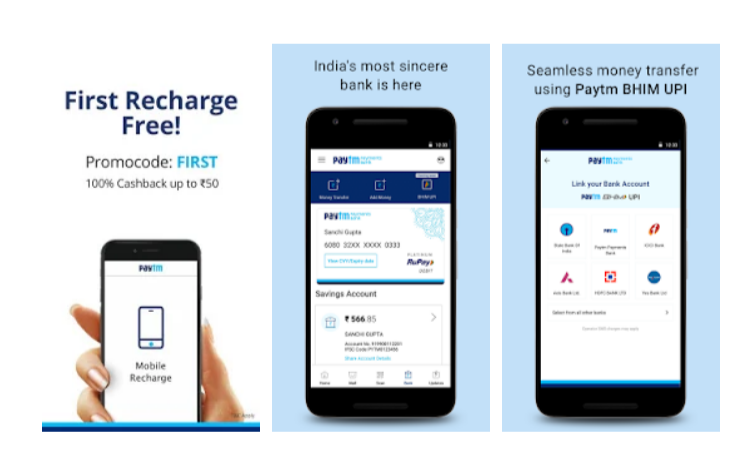 Paytm APK Latest Version (7 0 2) Free Download (Reviews) | Techstribe