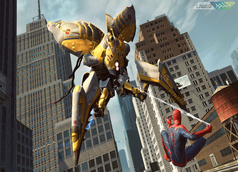 The Amazing Spider Man-1 www_ Download ir_ | Techstribe