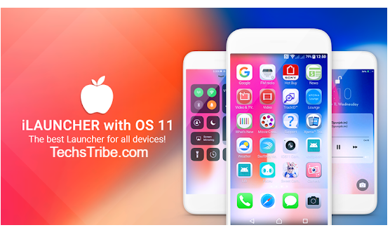 10 BEST iLAUNCHER iOS 11 PRO APK (MAKE MOBILE AS LIKE iPHONE X, 11)