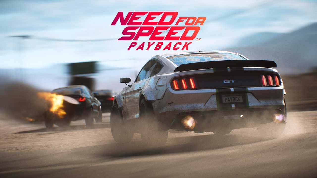 Need For Speed PayBack Game Download for PC (Reviews)