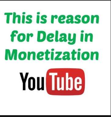 Reason for YouTube channel Adsense monetization not enabled even ...