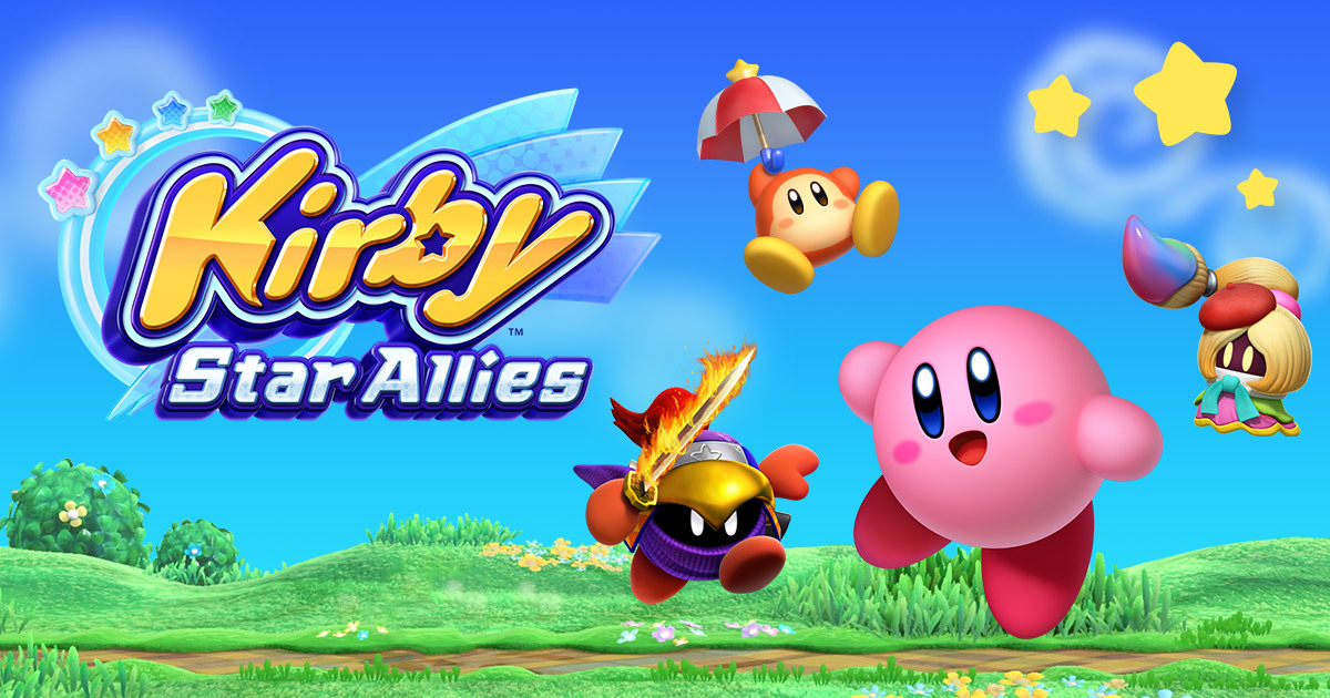 Kirby Star Allies Full Reviews and Game Download
