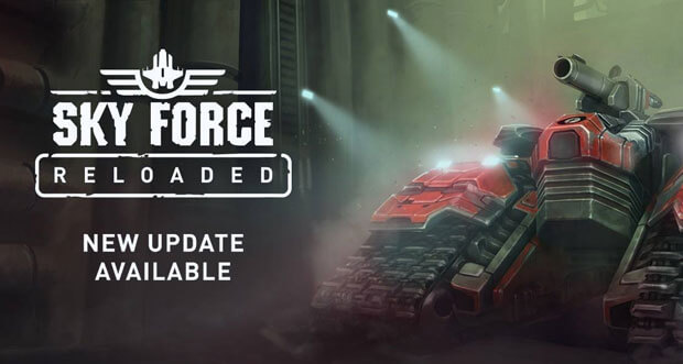 Sky Force Reloaded Updated Version (Reviews) Game for Android