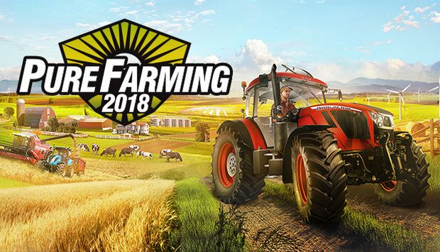 Pure Farming 2018 PC Game (Updated Version) Free Download