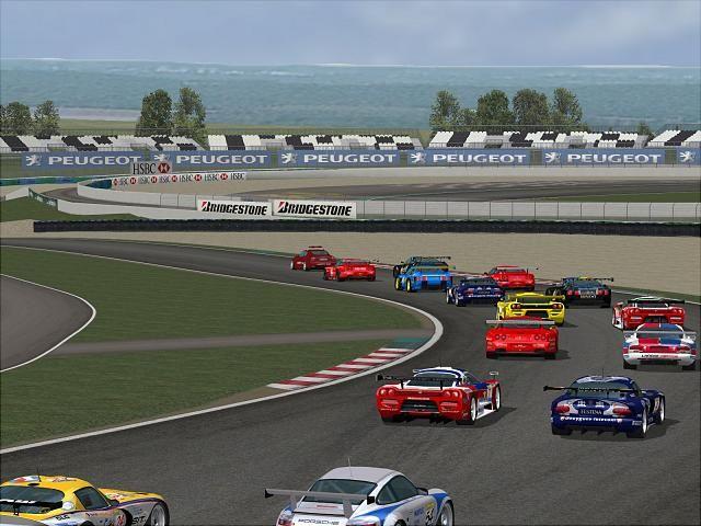 Grid Autosport Game