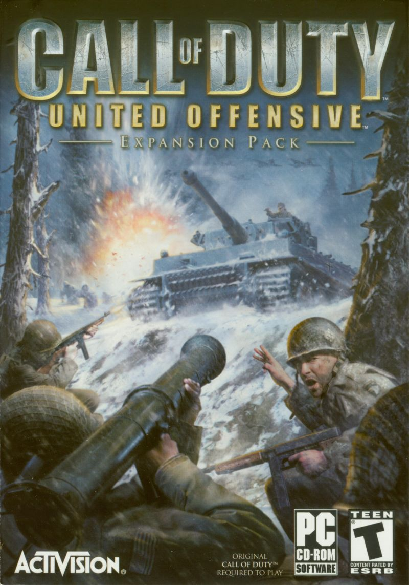 Call of Duty United Offensive Game