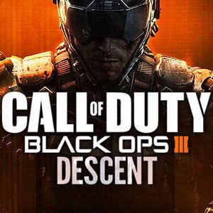 Call of Duty Black Ops 3 Descent DLC GAME