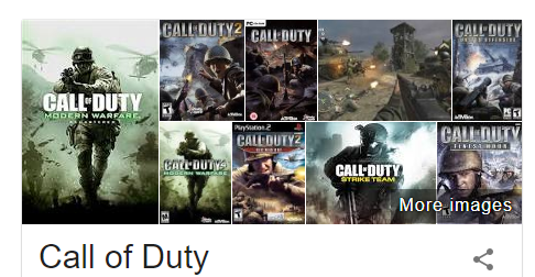 Call of Duty Games List [You Won't Miss]