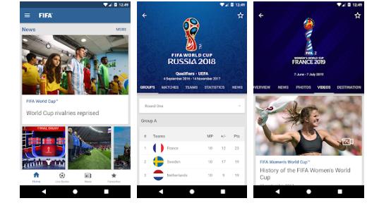 FIFA screenshots