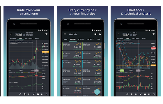 best cryptocurrency trading app