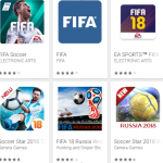 FIFA soccer for Android and PC